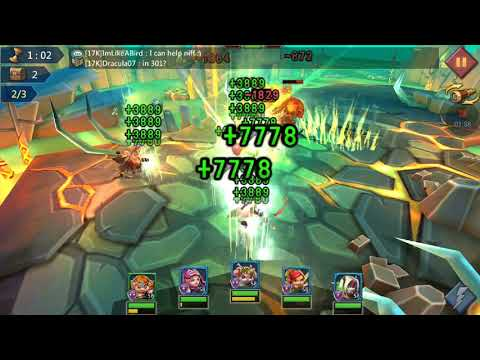 Lords Mobile 7 - 18 Elite Lvl 58 F2p