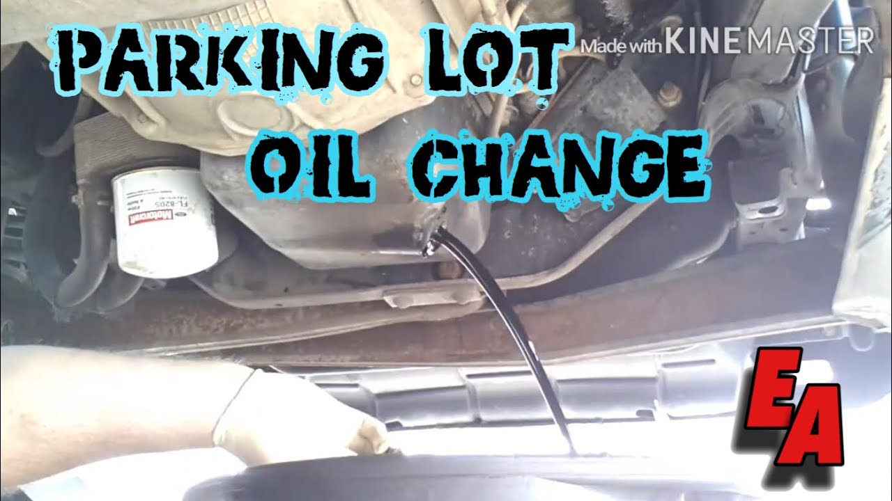Do it yourself oil change on the road youtube do it yourself oil change on the road solutioingenieria Images