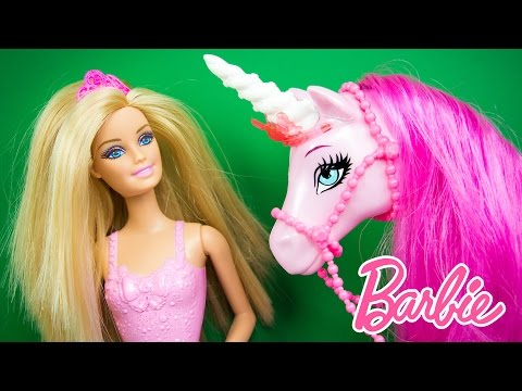 Barbie™ in Princess Power Trailer | Barbie from YouTube · Duration:  1 minutes 21 seconds