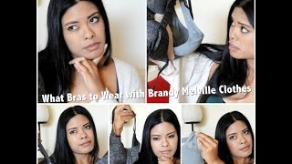 What Bras to Wear With Brandy Melville Clothing Thumbnail
