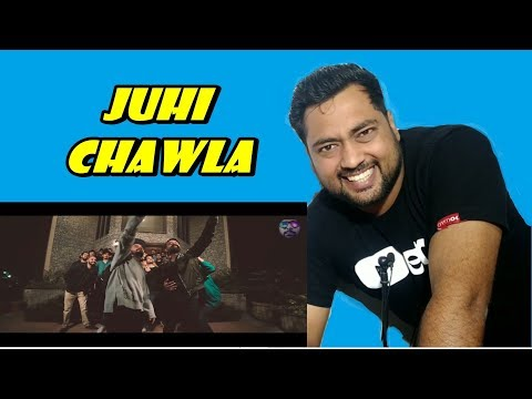 Indian Reacts to JUHI CHAWLA | Official Music Video | The Great Mohammad Ali