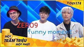 [Zero9 funny moments #3]Những khoảng khắc hài hước khi chơi gameshow của ZERO9 part 2