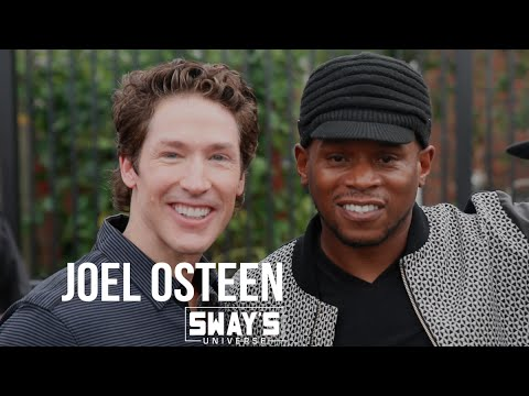 Sway Teams Up With Joel and Victoria Osteen for the Generation Hope Project