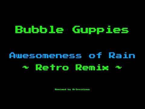 Awesomeness of Rain Retro