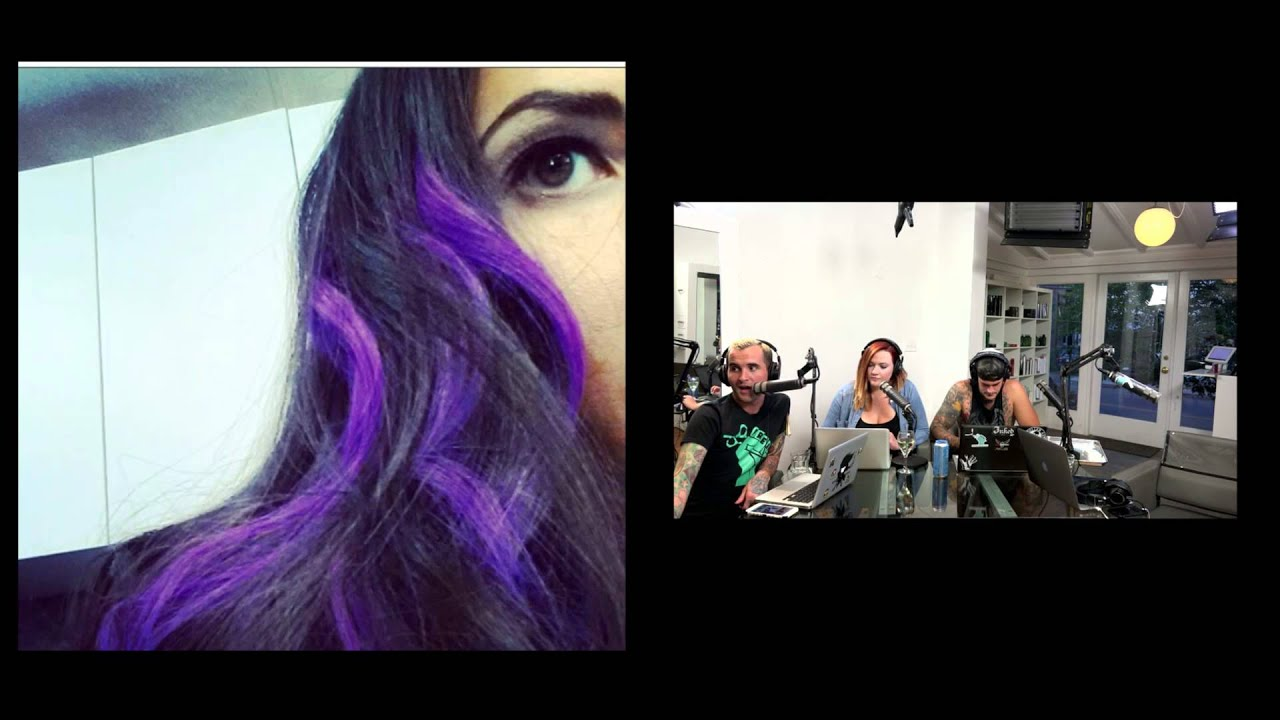 #91 Splitting Hairs LIVE Video Podcast for Hairstylists