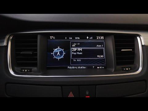Peugeot-Citroen RT6 sulietuvinimas