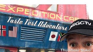 Taste Test Adventures: Expedition Café (4K)