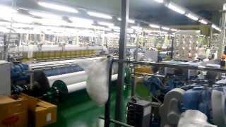 Zebra Roller Blind Fabric Manufacturing Line