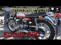 Suzuki 500-old motorcycle-?????? ????????-Motorbike