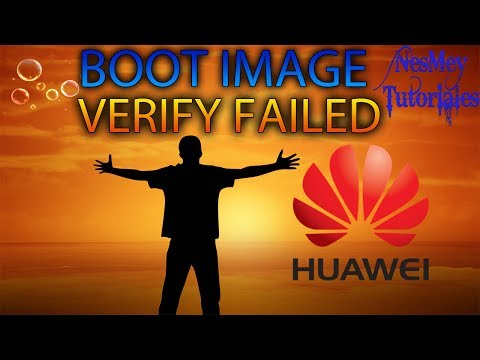 Boot Image Verify Failed Huawei