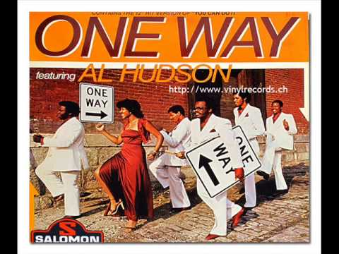 AL HUDSON & ONE WAY   Something In The Past