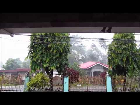 Super Typhoon Yolanda (@ Linabuan Sur in Banga Aklan Philippines) 8Nov2013