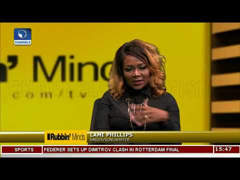 It Is Very Difficult For A Woman To Strive In Music Industry - Lami Philips Pt.1 | Rubbin Minds|