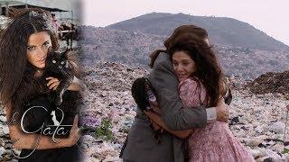 Resumen: ¡El silencioso se reencuentra con Fela, su esposa! | La Gata - Televisa