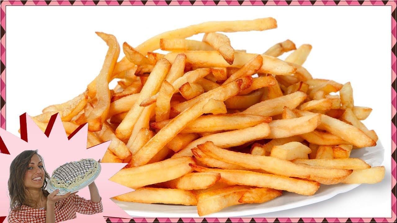 Patatine fritte perfette tutti i segreti per friggerle - Scomparti segreti in casa ...