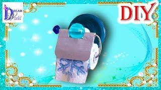 Как сделать Туалетную бумагу для кукол. DIY. How to make a Toilet paper for dolls.(Как сделать Туалетную бумагу для кукол. How to make a Toilet paper for dolls. Это 4 часть серии мастер-классов по аксессуарам..., 2015-04-14T16:14:00.000Z)