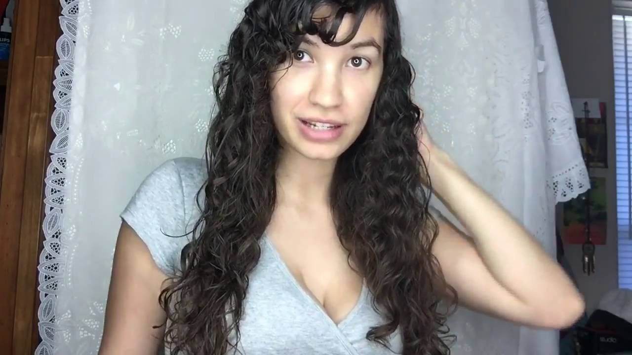 Hair Styles For Fine Wavy Hair: How I Grew Out My Long + Fine Curly/wavy Hair + Made It