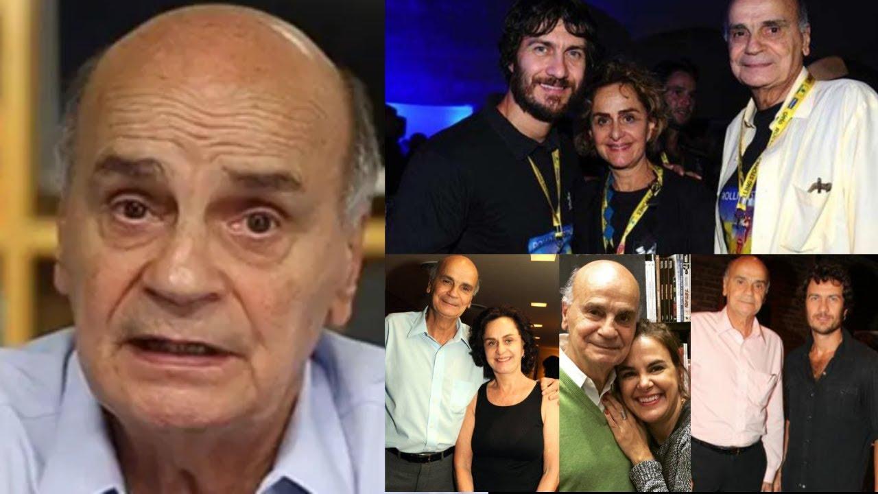 Conheça os filhos de Drauzio Varella e saiba quem é a esposa com quem o médico é casado há 40 anos