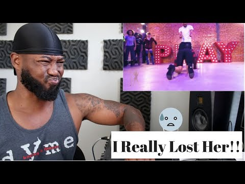 All Mine | Kanye West | Choreography by Aliya Janell & DeShawn Da Prince | Queens N Kings | REACTION