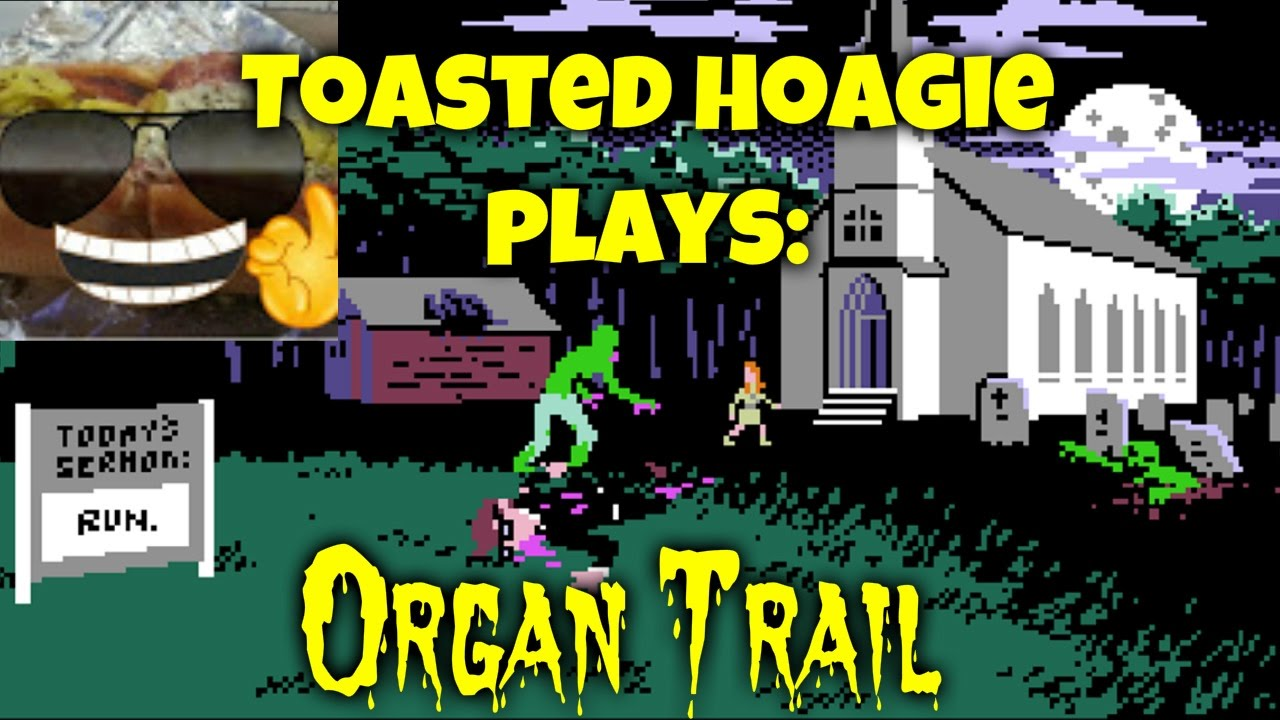 organ trail the painful road to sanctuary zombie oregon trail