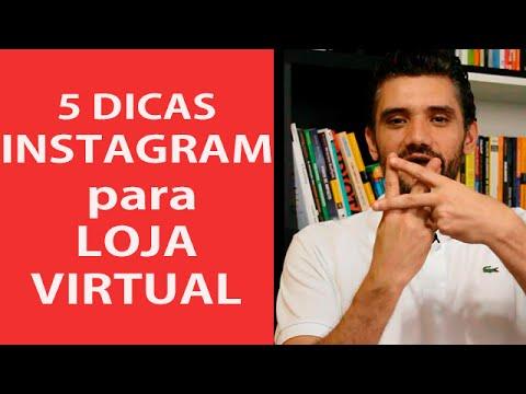 0d4dfc719 5 Dicas de Instagram para Loja Virtual - YouTube