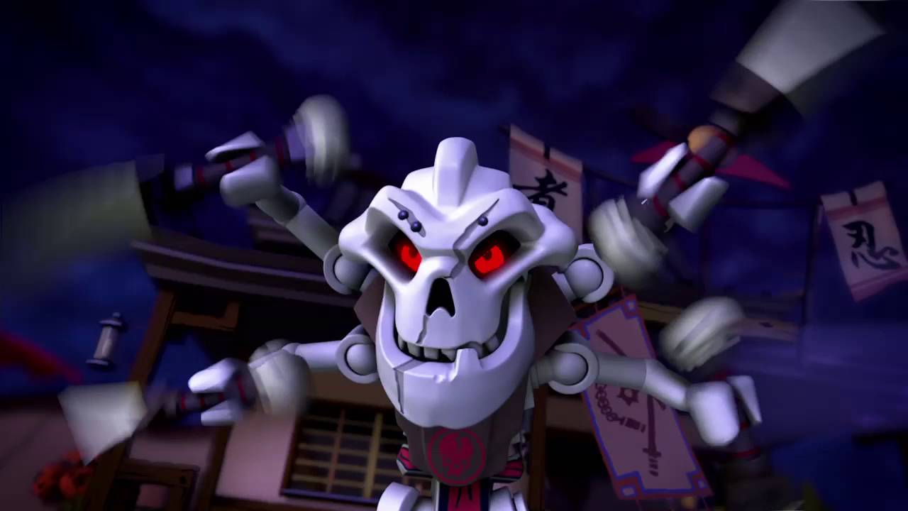 The Story Of Samukai LEGO Ninjago Villain Throwback