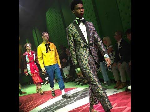 Gucci | Spring/Summer 2017 | Milan Fashion Week