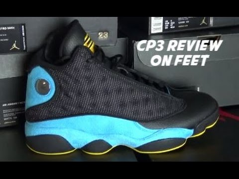 0e0882600d38 Air Jordan 13 CP3 PE Chris Paul Sneaker Review