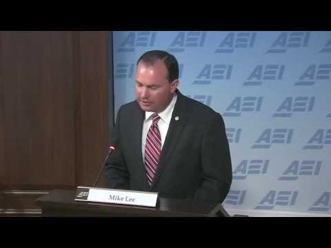 Sen. Mike Lee: Defining the Republican party