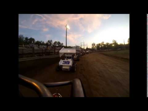 Andrew Peters US 24 Speedway 5-31 Feature