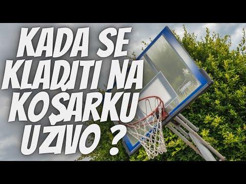 ladionica - Kada se kladiti na Kosarku uzivo (live), Pametno kladjenje