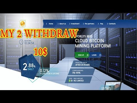 My 2 withdraw proof instantly $ 10 🔥bitcoin-miner🔥PAYING🔥instantly Earn 7% Daily 🔥
