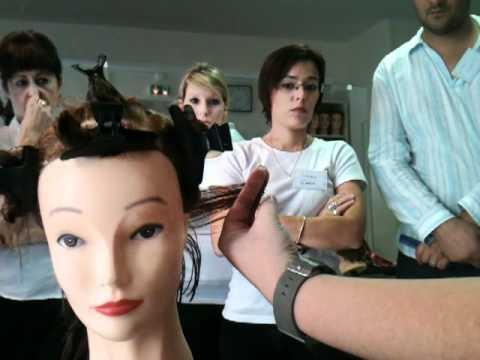 explication coupe , formation profesionnelle , ecole de coiffure ...