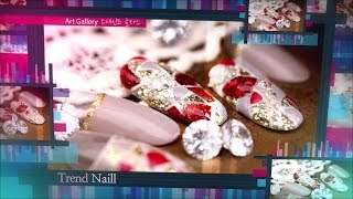 [Saracen Trend Nail] 사라센 트렌드네일 9회 스테인드 글라스 / Trend Nail Ep.9 : Stained Glass