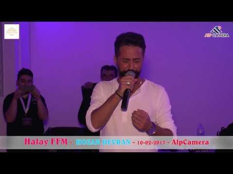 Halay FFM 2017 - Hozan Devran - Halay Gecesi - 10-02-2017 - AlpCamera