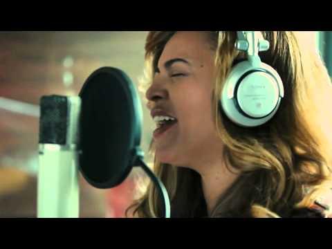"Beyoncé singing I care ""studio version"""
