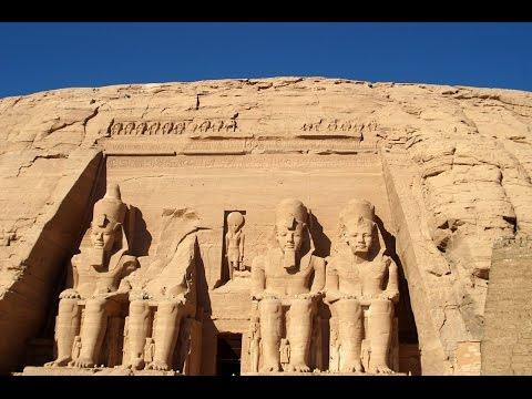 Egypt Impressions Aswan, Abu Simbel, Luxor, Photoshow with Music