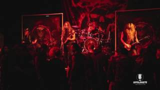 Jungle Rot (full set) live in Oakland, California