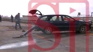 Ottaviano (NA) - Spari e inseguimento dopo rapina: fermati due carabinieri -1- (25.03.15)