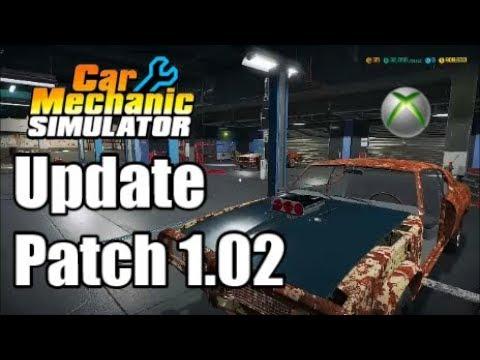 Car Mechanic Simulator Update Cms Cms Xbox One Consoles