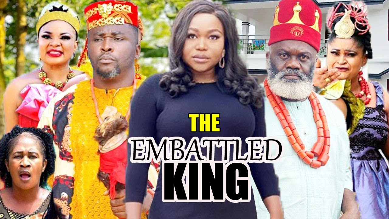 Download THE EMBATTLED KING Part 1&2-[NEW MOVIE] Onny Michael Harry B Ruth Kadiri Latest Nollywood Movie 2020