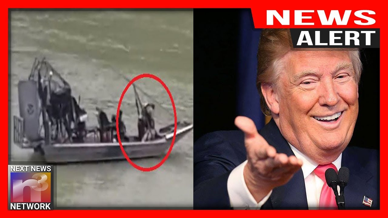 ALERT: MEDIA BLACKOUT! Here's the AMAZING Border Patrol Video The Left Doesn't Want You To See!!!