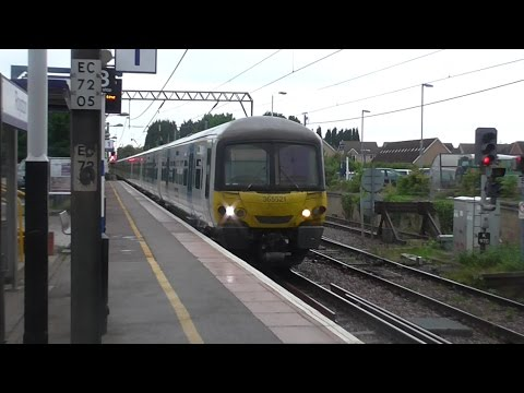 Great Northern Class 365 Networker Express Ride: Royston to Ely (Fast) - 16/05/17