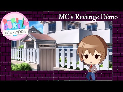 Are You Cheating? | Doki Doki Literature Club! MC's Revenge Demo