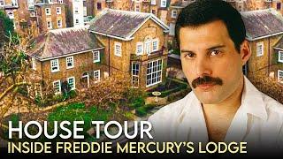 Freddie Mercury | House Tour | His £500,000 Garden Lodge Mansion | IN MEMORY