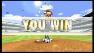 Wii Sports Baseball PT. 1: OUT OF THE PARK!!!