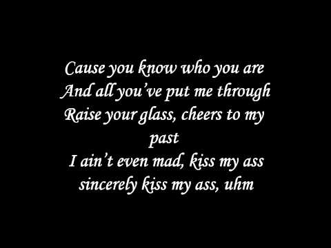 K. Michelle - Kiss My Ass (Lyric Vid)