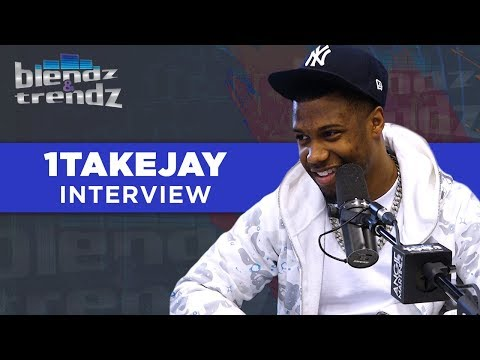 image for 1TakeJay Describes Getting Booed Off Stage, Cursing A Lot + More!