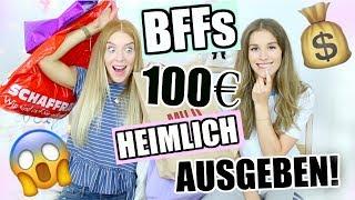 Ich gebe heimlich 100€ von Laura aus und überrasche sie mit Geschenken ♡ BarbaraSofie