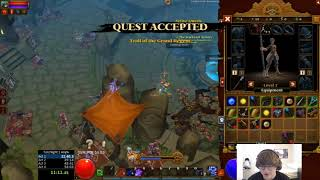 [WR - Commentated] Torchlight 2 Any% Speedrun in 52:02.07